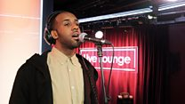 Live Lounge: Shakka