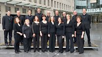 BBC Singers 2014-15 Season: BBC Singers & The Continuum Ensemble