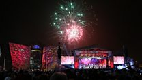 Proms 2015: Proms in the Park, Titanic Slipways, Belfast