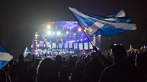 Proms in the Park, Glasgow Green Proms 2015