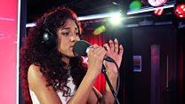 Live Lounge: Natalie La Rose
