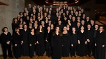 BBC Symphony Chorus at Spitalfields Music Summer Festival
