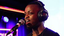 Live Lounge: George The Poet