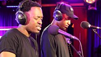 Live Lounge: Grime vs Spoken Word Special