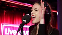 Live Lounge: Shaun Escoffery and KStewart