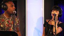 Live Lounge: Omar & Sinead Harnett