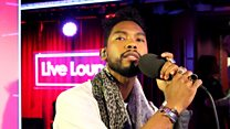 Live Lounge: Miguel