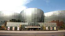 China, Macau & South Korea Tour 2015: Oriental Arts Center, SHANGHAI