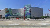 China, Macau & South Korea Tour 2015: Cultural Arts Centre, SUZHUO