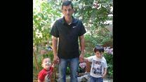 溺死したシリア移民幼児の父 「世界でいちばん美しい子供たち」