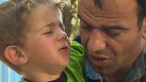 シリア難民を食い物に 密入国業者を潜伏取材