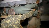 ロシアのミサイル発射で混迷深めるシリア情勢