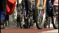 自転車で寿命が延びる――オランダ・ユトレヒト大学で研究