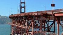 ゴールデン・ゲート・ブリッジに自殺防止ネット建設計画 効果のほどは?