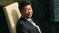 UK 'acting like a panting puppy' to China