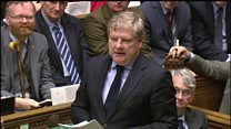 SNP questions PM on suicide after benefit loss