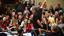 BBC NOW South America 2015: Gala Concert in Trelew, Patagonia