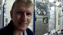 Video diary: Exam day at astronaut school