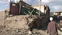 地鳴りが聞こえ街はパニックに アフガニスタン・パキスタン地震で現地記者