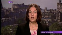 'Huge mandate to turn around' Scottish Labour
