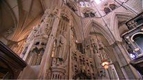 ウェストミンスター寺院の秘密のチャペル 王の野望今に伝える