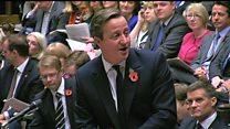 Cameron asked for tax credit cut 'guarantee'