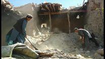 アフガン地震 病院に多数の負傷者――遠隔地支援にも課題