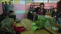 Turkey election: Mark Lowen on early results