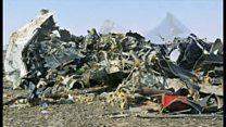 シナイ半島でロシア旅客機墜落、224人死亡と