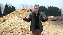 Hugh Fearnley-Whittingstall's war over wonky veg