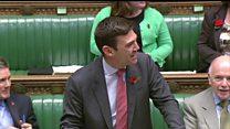 Breathless Burnham late for debate