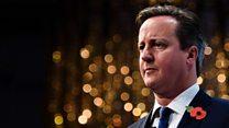 キャメロン英首相がEU改革案を発表 離脱問う国民投票控え