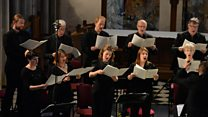 BBC Singers 2016-17 Season: Choral Music for Palm Sunday