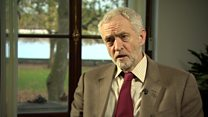 Laura Kuenssberg interview with Jeremy Corbyn