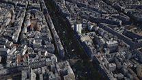 Paris attacks: Key locations