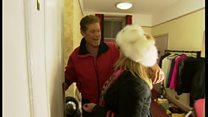 David Hasselhoff fan meets idol