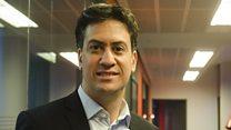 Ed Miliband: I won't be back-seat driver
