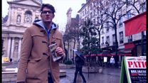 パリに捧げられたヘミングウェイ名作 市民の間で人気に