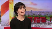 Enya: 'Maybe it's time' to tour