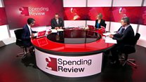 BBC editors on the Spending Review