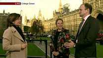 Lib Dems and UKIP on Spending Review