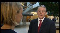 Hilary Benn tells Laura Kuenssberg 'compelling case' for Syria action