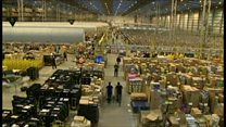 Your Amazon order: Behind the scenes