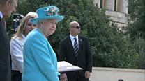 Happy memories for the Queen in Malta