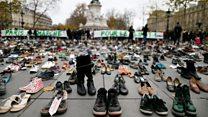 Paris attacks 'will help climate talks'