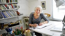 Judith Kerr: 'Drawing plays an important role in my life'