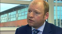 'Disappointment' from NHS trust boss