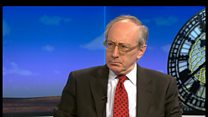 Rifkind and Royall discuss Syria vote