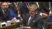 SNP's Robertson: I hope the PM regrets what he said
