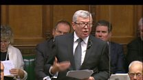 Alan Johnson attacks 'finger-jabbing' activists